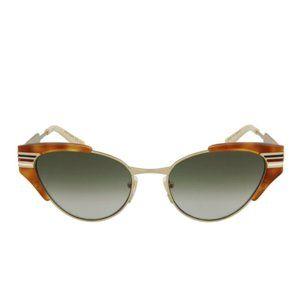 Gucci Cat-Eye Frame 55mm Sunglasses